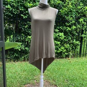Tops - Nene Leakes High Low Blouse size Medium #C3